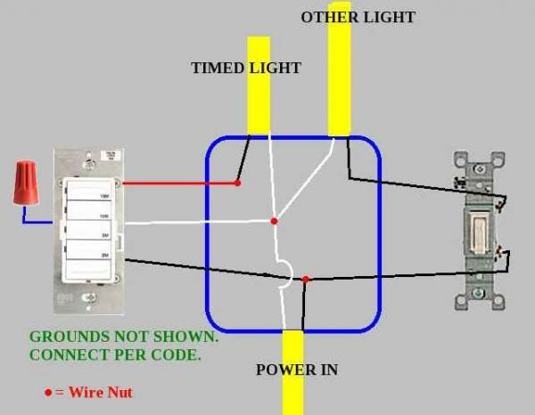 motion detector wiring diagram - Wiring Diagram