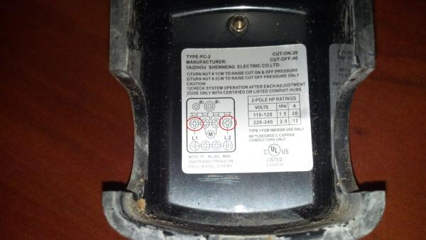 i am rewiring a well pump can you help me with the wiring