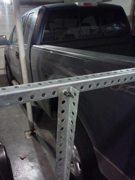 Stripped Screws On Garage Door Arm Mount DoItYourself