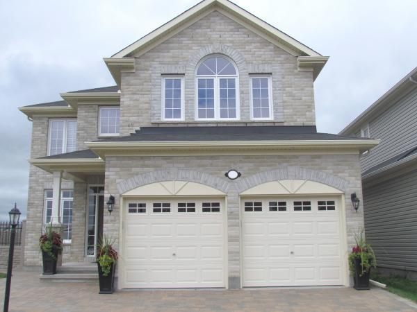 Need your ideas for garage door colors! Pictures inside ... on Garage Door Colors  id=58194