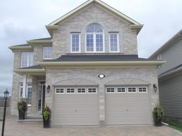 Need your ideas for garage door colors! Pictures inside ... on Garage Door Color  id=66314