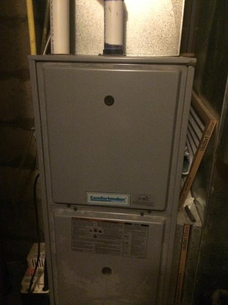 Comfortmaker Gas Furnace Not Working