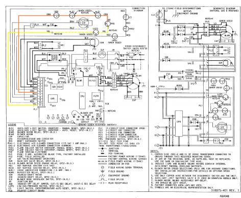 Carrier Furnace Wiring Schematics on coleman heat pump thermostat wiring diagram