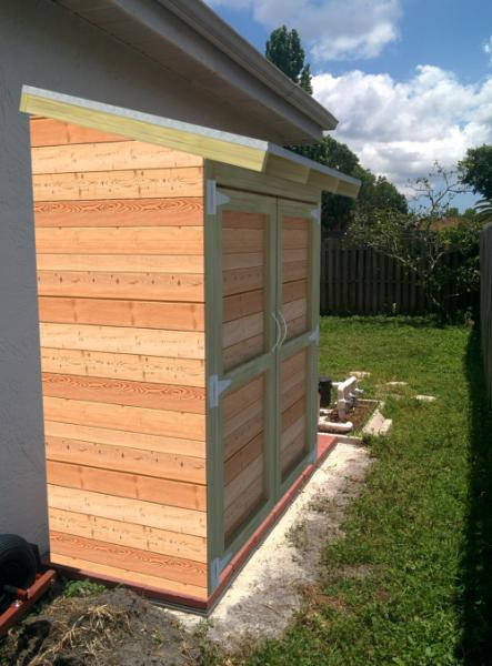 Best Way To Anchor This Shed Doityourself Com Community