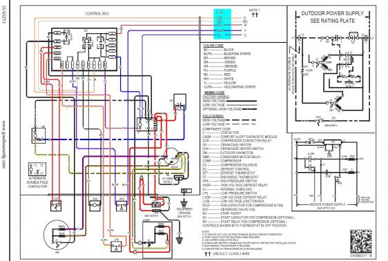 36005d1407375199 lethargic nonfunctional heat pump fan goodman gsz13?resize\=562%2C378 wiring diagram for evcon dgat070bdd wiring wiring diagrams fraser johnston furnace wiring diagram at reclaimingppi.co