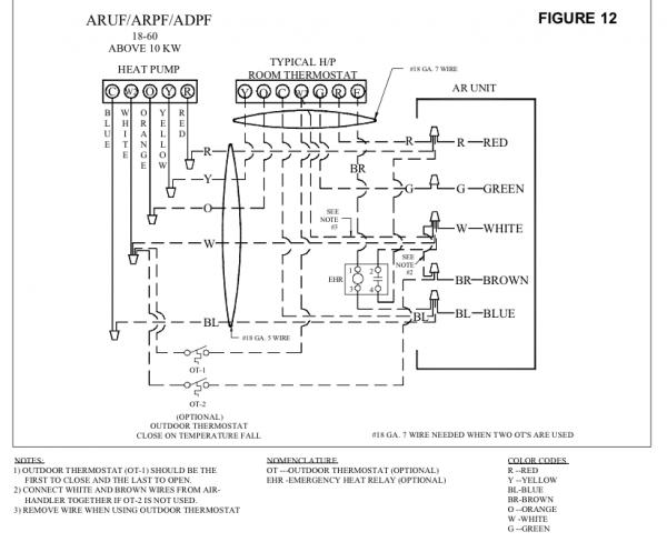 46627d1424147140 diagnose electrical heat goodman system screen shot 2015 02 16 11.24.40 pm goodman wiring diagram heat efcaviation com goodman 10kw heat strip wiring diagram at alyssarenee.co