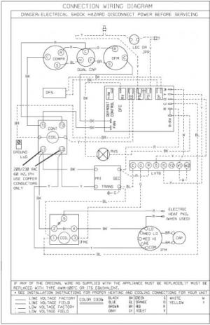 Electric Heat doesn't turn on  wiring question