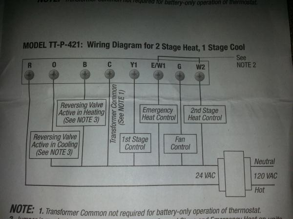 7606d1357589706 no defrost heating mode 20130107_141137?resized600%2C450 american standard thermostat wiring diagram efcaviation com american standard gas furnace wiring diagrams at reclaimingppi.co