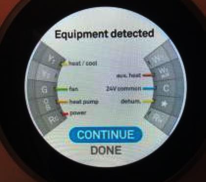 Help Nest Thermostat For Trane 4twr4 Heat Pump System