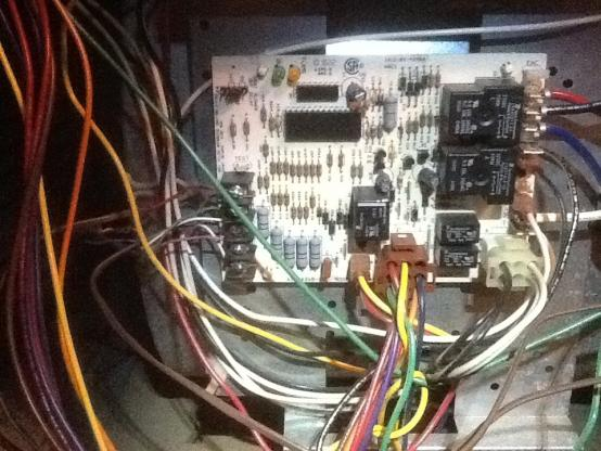 Help Wiring Aprilaire 500m To Weather King 80pj