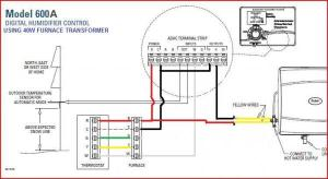 Aprilaire 600a 24v wiring help  DoItYourself