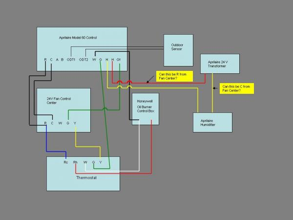 aire humidifier wiring diagram wiring diagram humidifier wiring hvac diy chatroom home improvement forum