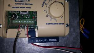 Replacing Aprilaire 56 with Aprilaire 60 Humidistat