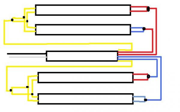 t8 dimming ballast wiring diagram wiring diagram advance ballast wiring diagram images
