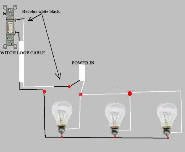 wiring recessed lights parallel diagram wiring diagram wiring can lights diagram auto schematic