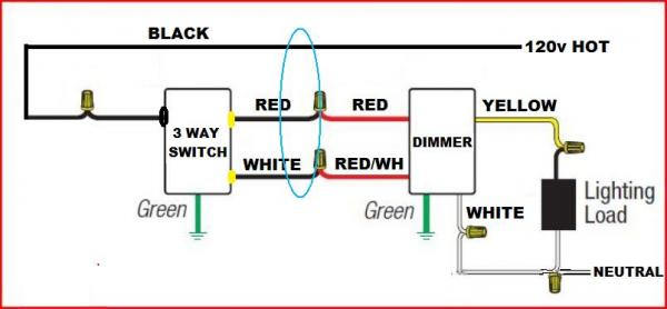 Wiring Diagram For Lutron 3 Way Dimmer Switch – readingrat