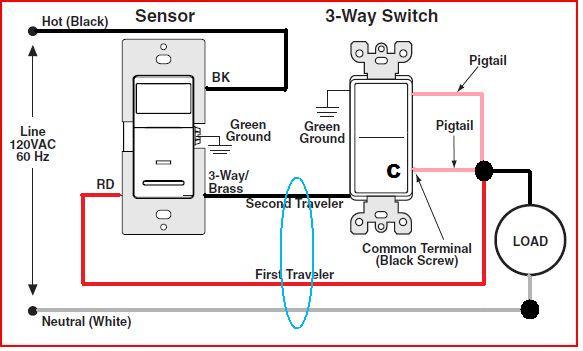 cooper occupancy sensor wiring diagram  wiring diagram
