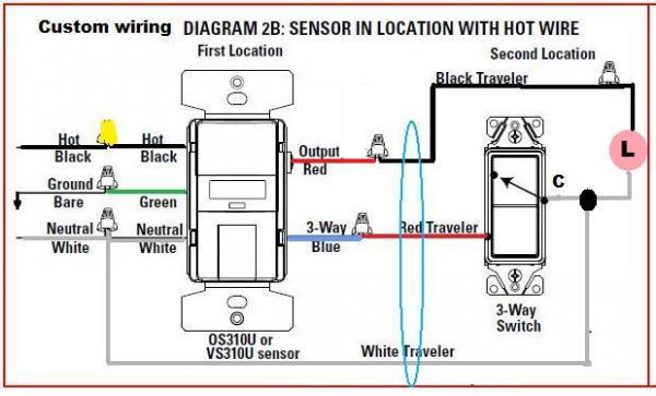 leviton photoelectric switch wiring diagram  block diagram