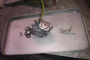 TK carb on line trimmer, can't adjust  DoItYourself Community Forums