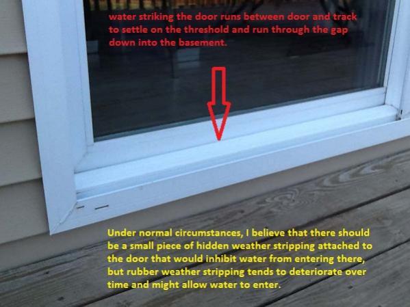 House Door Seal Replacement