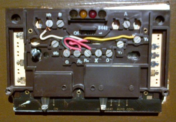 Heat Pump Without Ob Wire How To Wire To Electronic