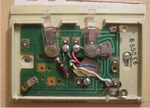 help with wiring problem Honeywell 7400  DoItYourself