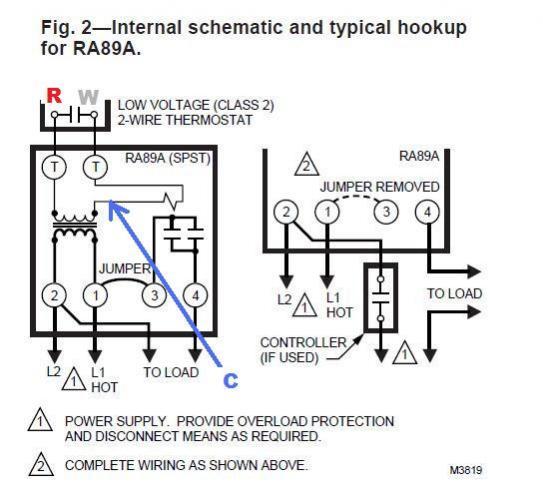 Honeywell focus pro wiring diagram