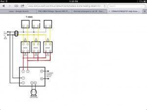 24v thermostat to transformerZV  where does 3rd wire go