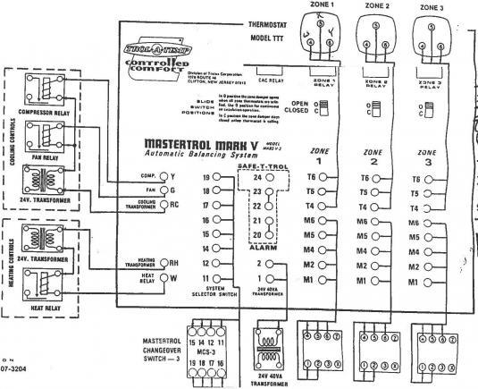 trol temp damper wiring diagram trol temp damper wiring diagram on trol  a temp wiring,