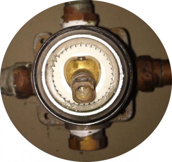 need positive id eljer shower repair