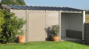 abris de jardin en beton et beton