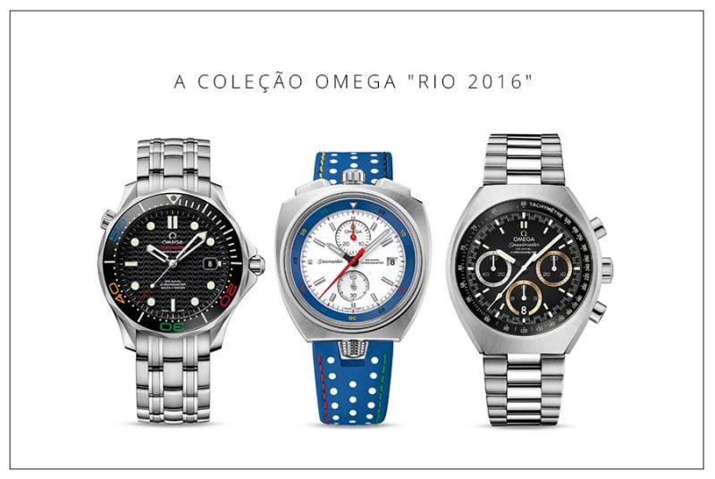 omega rio 2016