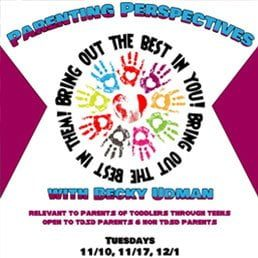 Parenting Perspectives with Becky Udman