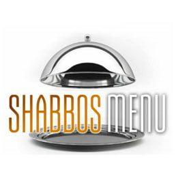 CCHF Shabbos Menu: Parshas Vaeschanan. Nachamu