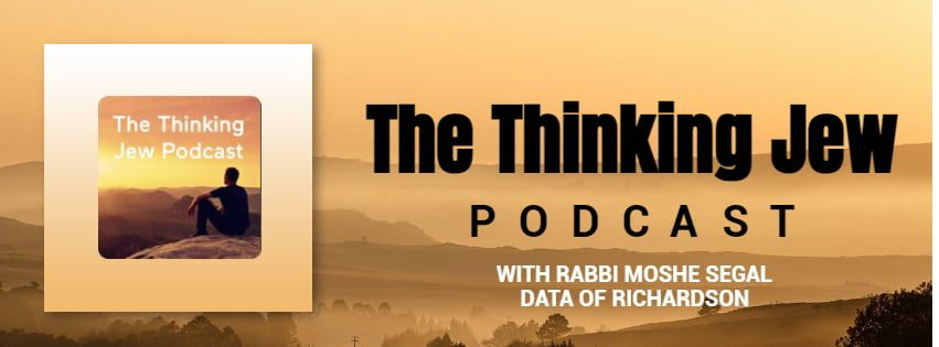 The Thinking Jew Podcast: Ep. 21 Uncovering the Hidden Theme of Passover 1