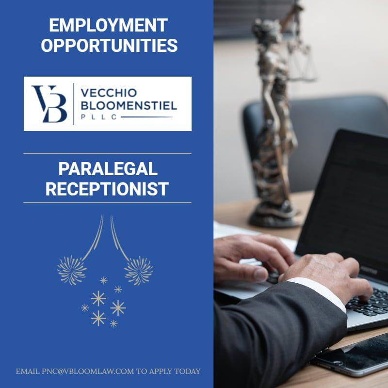 Employment Opportunities 1