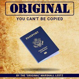 """Rebuilder Series: The Profoundly Important """"You Can't Be Copied"""" by Marshall Lestz"""
