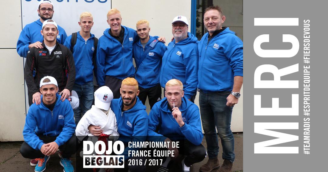 Championnat de France : les juniors constants