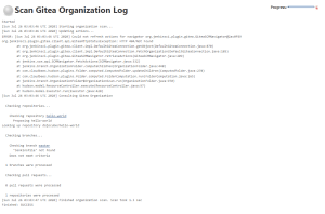 scan-gitea-organization-log