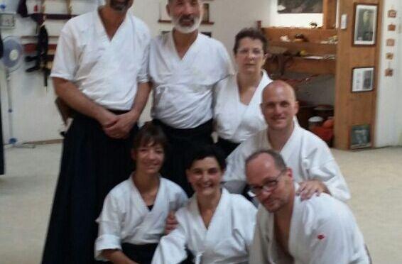 Incontro col Maestro Ito Manabu