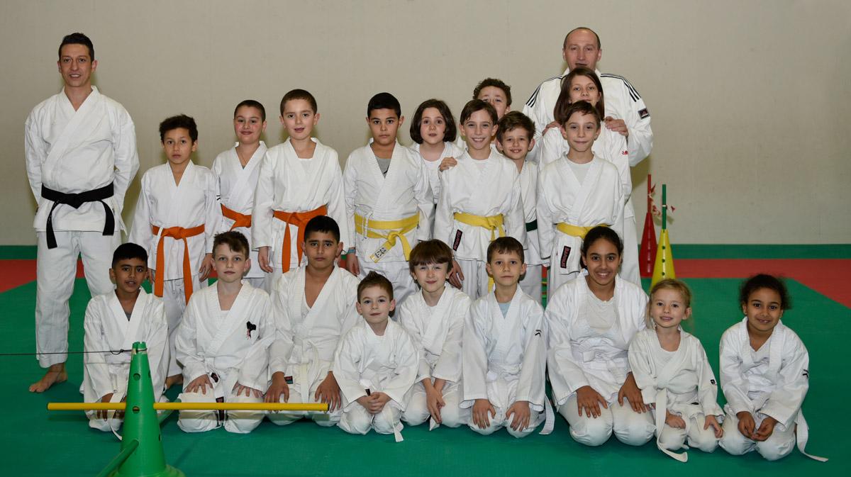 Squadra Dojo Martial Arts