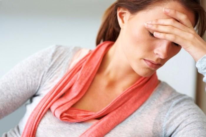 penderita penyakit hipertensi juga mengeluhkan rasa pusing yang tidak menyenangkan