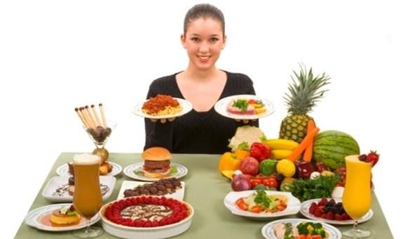 Makanan yang dikonsumsi merupakan salah satu faktor penyebab Osteoporosis