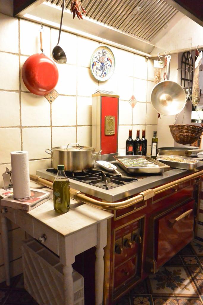 casa lodato_cucina