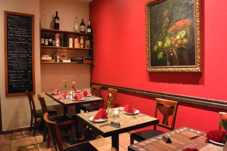 ristorante a casa_gastraum