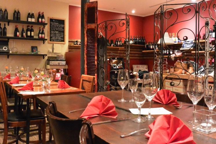 ristorante a casa_gedeck