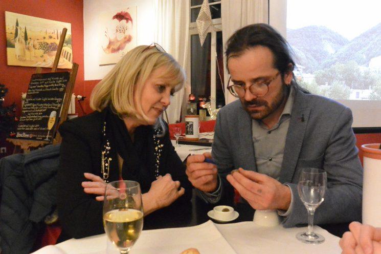 Dr. Mario Moscariello erklärt die Welt der Trüffel