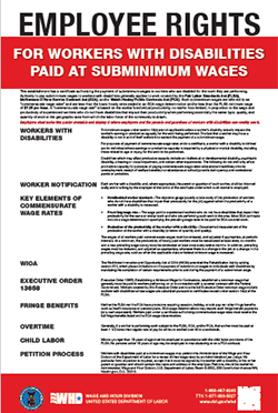 employee rights for workers with