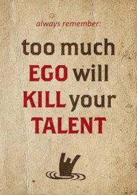 Hindi story on Ego