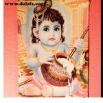 कृष्णजन्माष्टमी पर निबंध  Hindi Essay on Krishana Janmashtmi